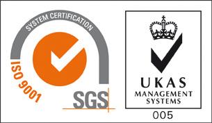 Сертифициран по ISO9001